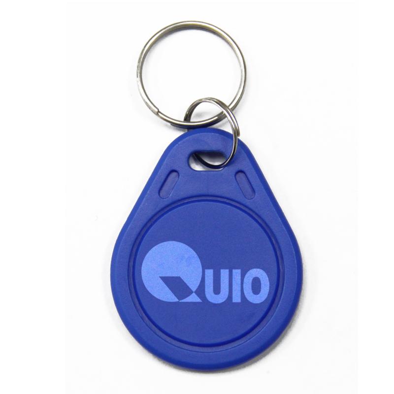 RFID Keyfob Blau Kopie
